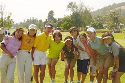 Hua_hin_golf_ladies