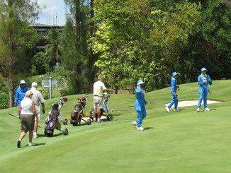 Thai Golf Course