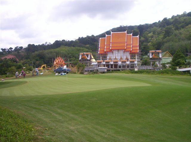 Phunaka Golf Phuket