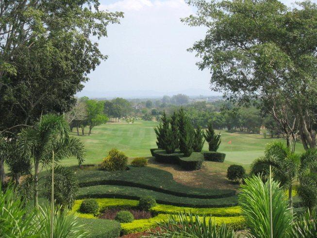 Greenwood Golf Pattaya