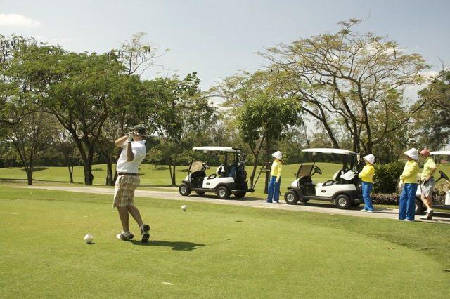 Thailand Sunshine Golf