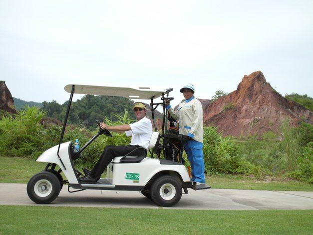 Red mountain Golf Club Phuket Thailand