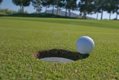 Thai golf ball