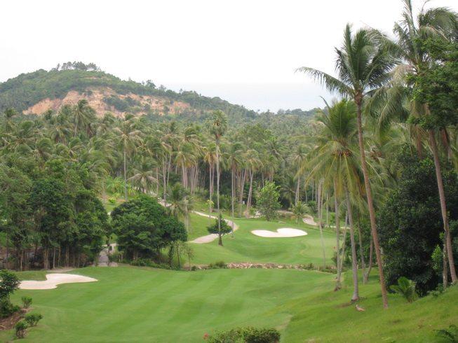 Santiburi Samui Golf Club Thailand