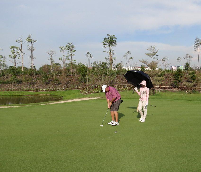 Royal Gems Golf City Putting