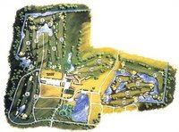 Pinehurst_golf_layout