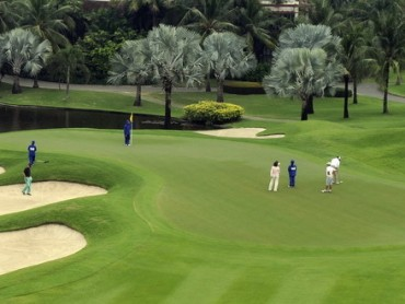 Golf Holiday Destination Thailand