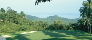 Santiburi Samui golf club is one of Thailand's best golf courses.