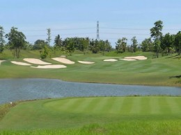 2014 New Thailand Golf Courses