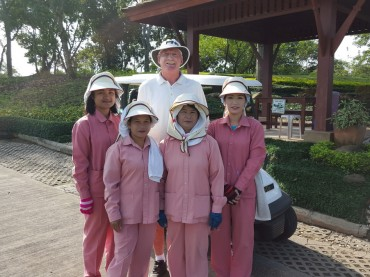 Thailand Golf Holiday Experiences