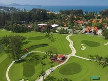 Golfing on the Enchanting Island of Phuket