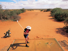 Drought – A Golf Course's Greatest Challenge