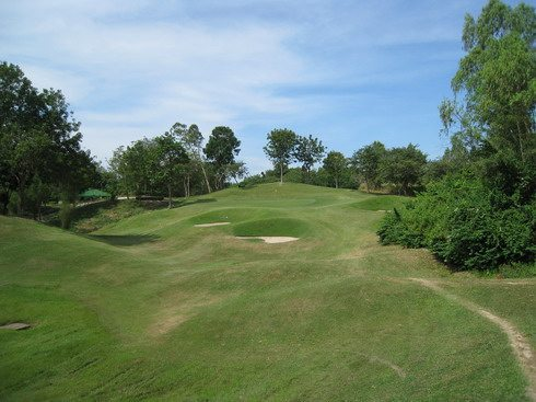 Emerald Golf Club Pattaya