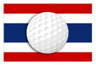 Golf Thailand Flag