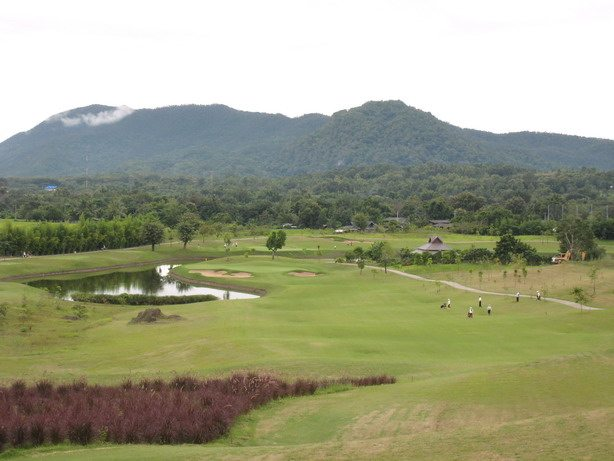 Chiang Mai Highlands Golf 1