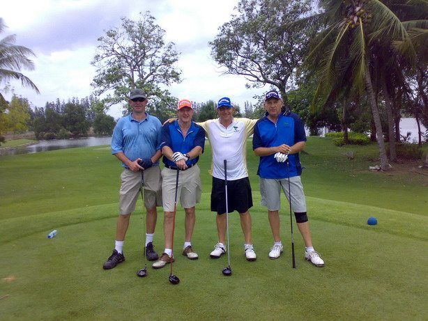 Golf Boys In Thailand_1