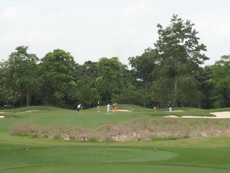 Navatanee Golf Course Bangkok Thailand_1