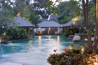 Woodlands Hotel Pool