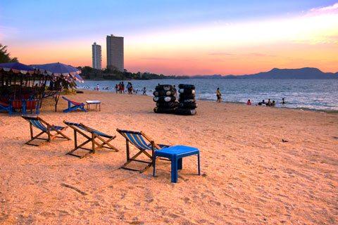 Pattaya Golf Beach