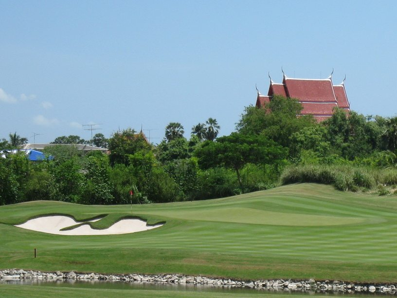 Amata Spring Country Club Bangkok
