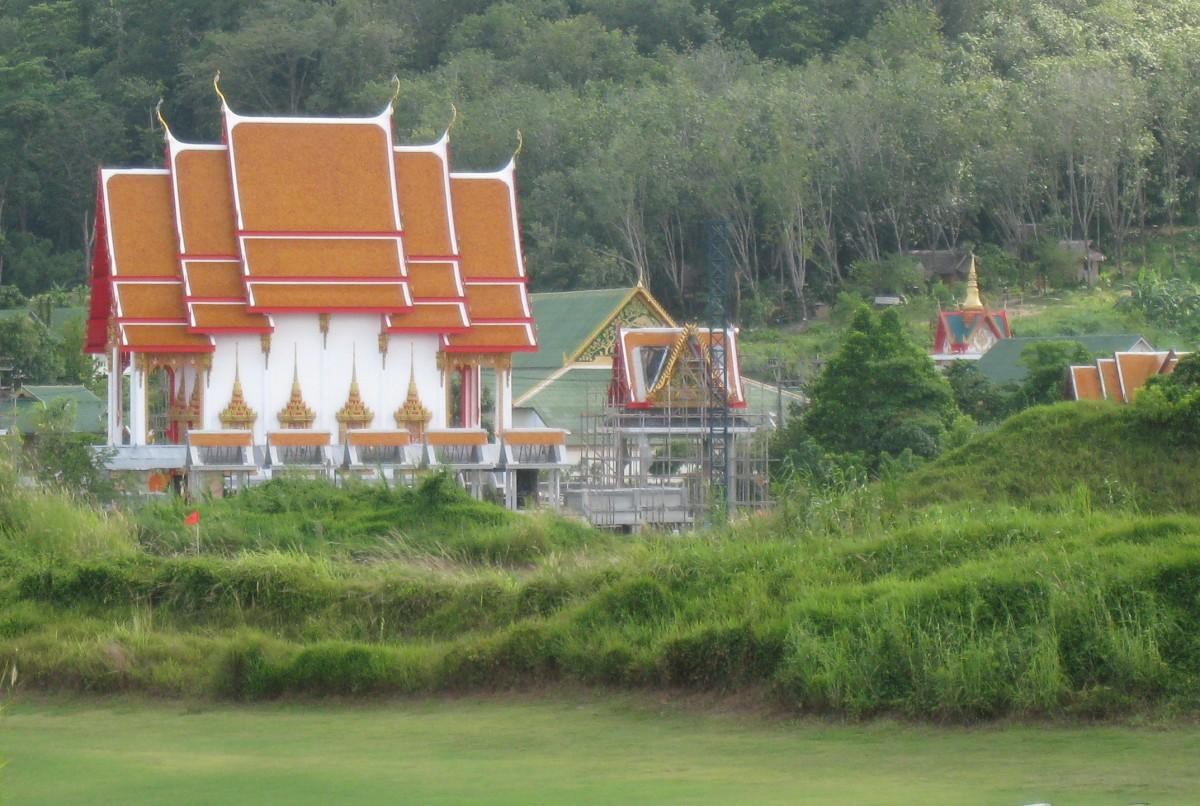 Phunaka Golf Phuket Thailand