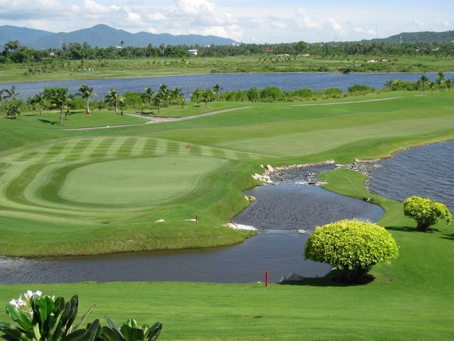 Amata Spring Country Club, Bangkok Thailand