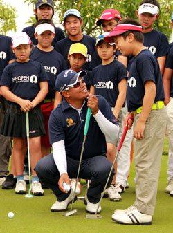 Thailand Junior Golf