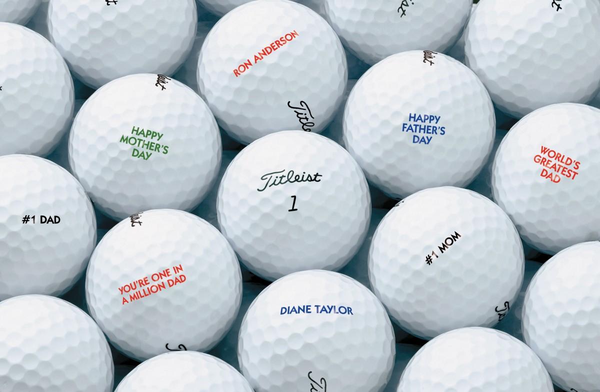 Thailand Golf Balls