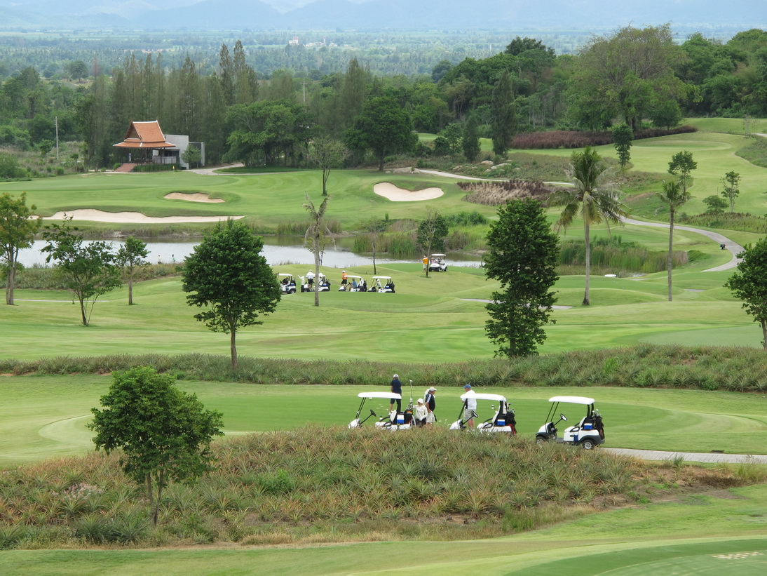 Banyan Golf Club Hua Hin 2A