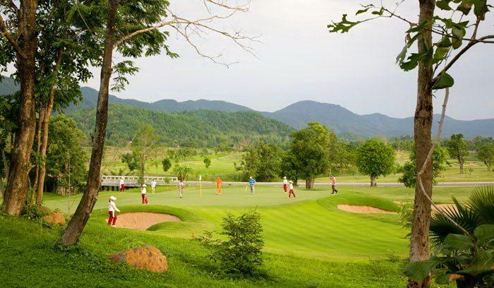 Golf Chiang Mai 1