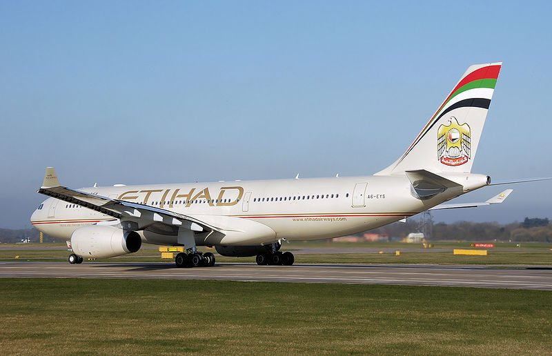 Etihad Golf In Thailand