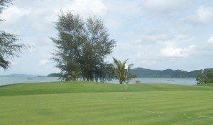 Thailand Golf Resorts