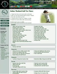 Do it yourself thailand golf tee times part 1 of 2 thailand golf by thailand golf holiday july 28 2006 solutioingenieria