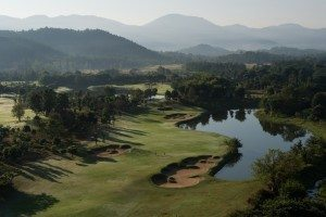 Chiangmai Highlands Golf and Spa Resort. Courtesy of Richard Castka
